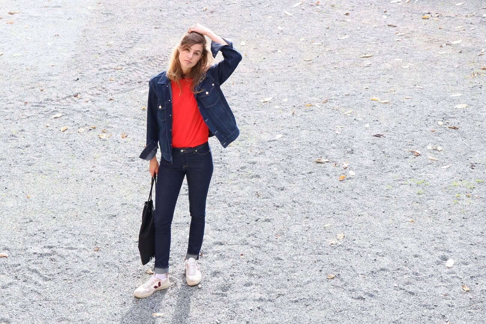 MUD-Jeans-alliance-for-responsibel-deniim-cop23-woman