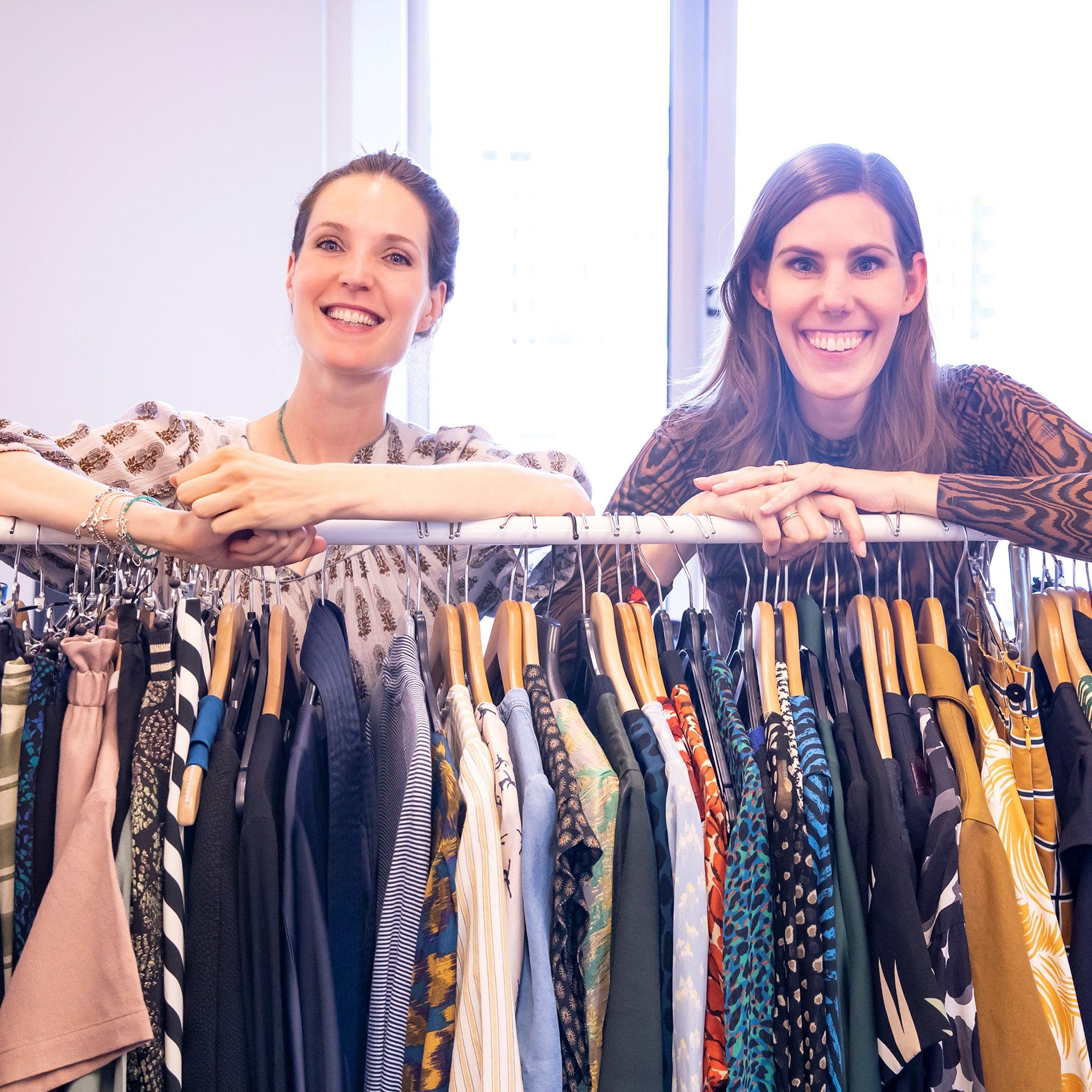 Suzanne-Reijgersberg-en-Lieke-van-Schouwenburg-duurzame-mode-ondernemers