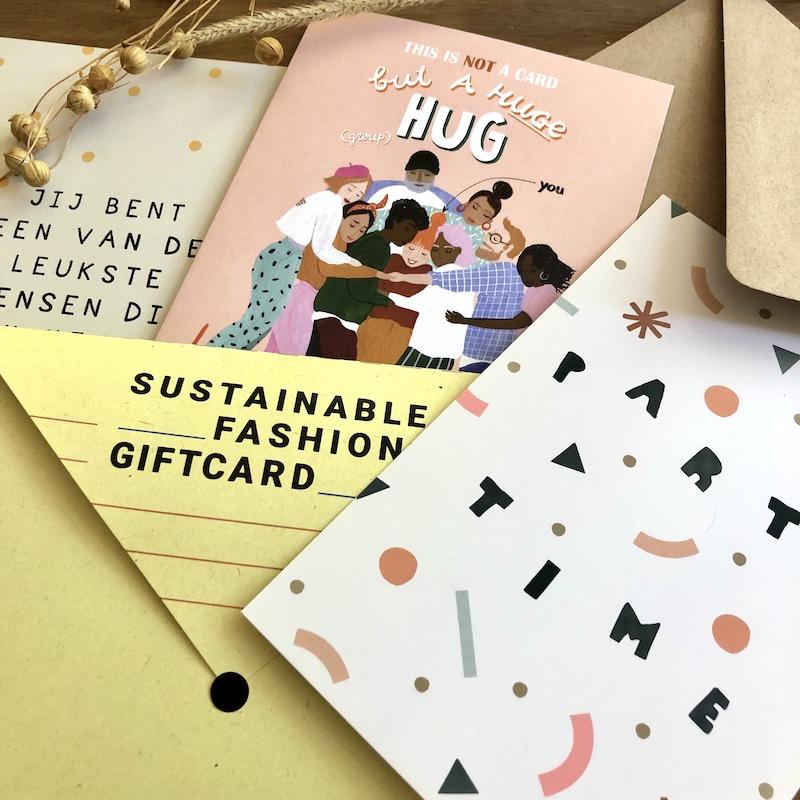 Verpakking en kaarten